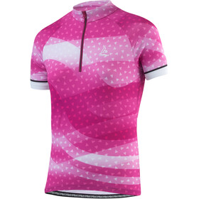 Löffler Prisma Bike Jersey Shortsleeve Women pink